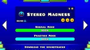 Geometry Dash - Stereo Madness
