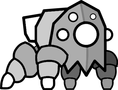 spider06png - Geometry Dash Icon Coloring Pages
