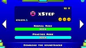 Geometry Dash - xStep