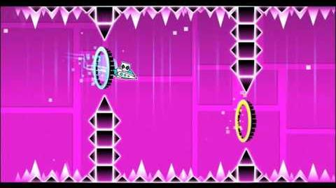 Level 9 - Cycles By RobTop (Normal Level) (3 Coins)