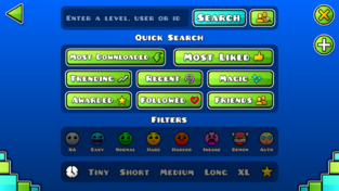 UserLevelSearch