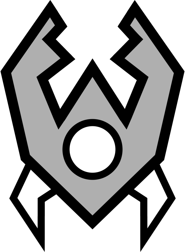 wave12png - Geometry Dash Icon Coloring Pages