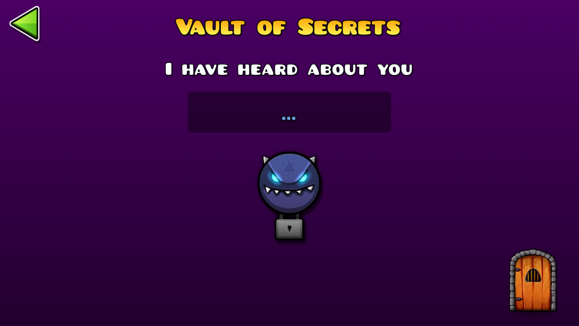 vault of secrets geometry dash wiki fandom powered by