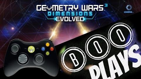 "B00Plays ""Geometry Wars 3 Dimensions"""