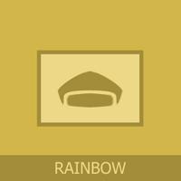 Rainbow Mode Icon