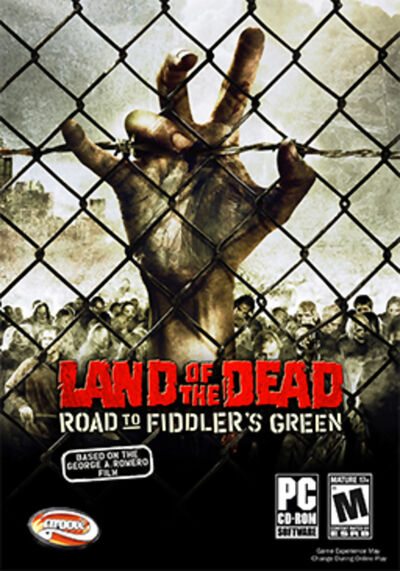 Land of the Dead - Road to Fiddler 39 s Green Cove