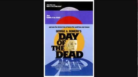 Day of the Dead (1985) Soundtrack - The Dead Suite (Track 1 by John Harrison)
