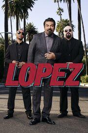 Lopez TV series poster