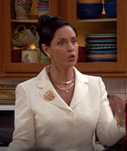 Sonia Braga as Emilina Diez