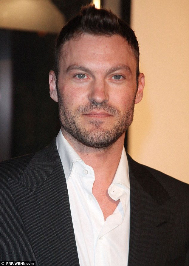 The 47-year old son of father (?) and mother(?) Brian Austin Green in 2021 photo. Brian Austin Green earned a  million dollar salary - leaving the net worth at  million in 2021