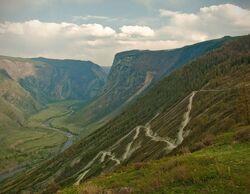 Перевал Кату-Ярык 1