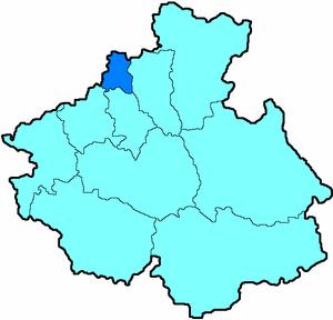 Майминский район на карте