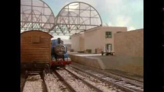 """""""It was time for Thomas to leave. He had seen everything""""-0"""