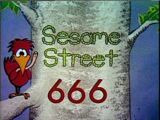 Sesame Street Episode 666 (Alternative Episode)