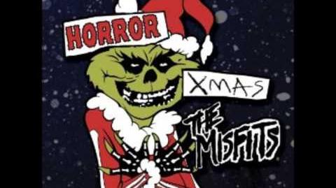 Misfits - You're a Mean One Mr.Grinch
