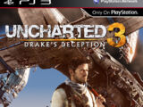 Uncharted 3 Cursed Copy