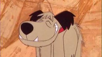 Muttley Laughing