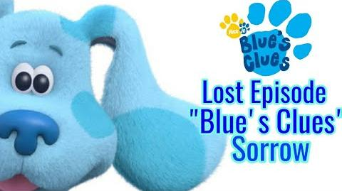"Blue's Clues Lost Episode ""Blues Clues Sorrow"" - ( Review and Gamplay)"
