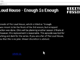 The Loud House: Enough Is Enough