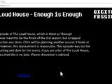 The Loud House: Enough Is Enough