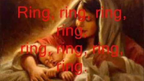 RING CHRISTMAS BELLS LYRICS