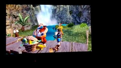 Jak and Daxter: The Misty Island