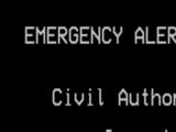 An EAS False Alarm