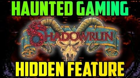 """Shadowrun SNES Hidden Feature"""