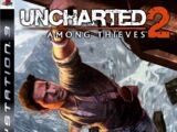 Uncharted 2 Cursed Copy
