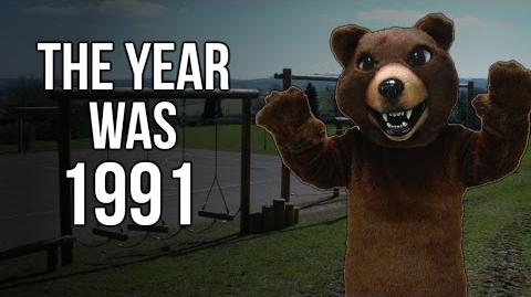 """The Year Was 1991"" Creepypasta"