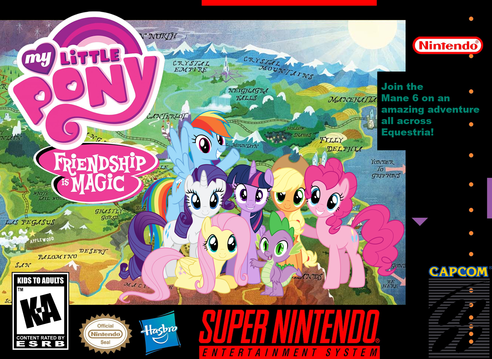 my little pony snes geoshea 39 s lost episodes wiki fandom powered by wikia. Black Bedroom Furniture Sets. Home Design Ideas