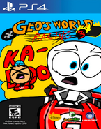 Geo's World Racing 3 PS4 Cover