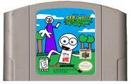 Gwbbr n64 cartridge