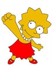 Lisa simpson large