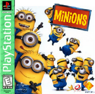 Minions PS1 cover Greatest Hits