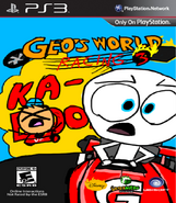 Geo's World Racing 3 PS3 Cover