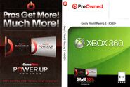 Geo's World Racing 3 GameStop PreOwned Cover