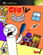 Geo TV Imagination Invaders (Xbox box art-edited)