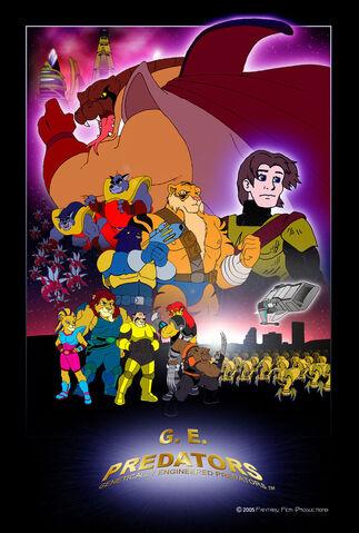 File:G E Predators poster by BennytheBeast.jpg