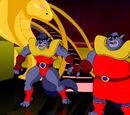 Blackguard and Gargan