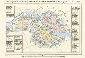 Berlin, 1688