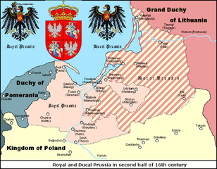 Ducal and Royal Prussia