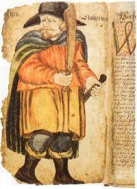 Egil Skallagrimsson 17c manuscript