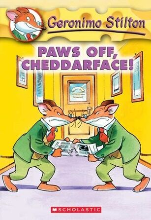 Paws Off,Cheddarface!
