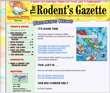 The rodent's gazzete online