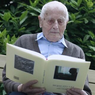 Niko Dragos at the age of 108.