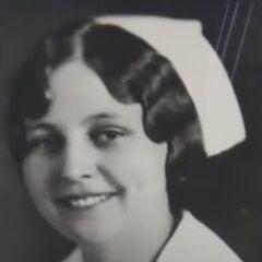 Stella Lennox as a nurse