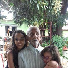 Olimpio Martins Pires at age 107.