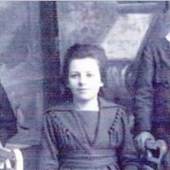 Gabrielle aged 12.