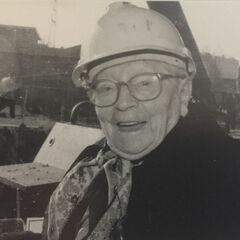 Hendrikje in 1997.